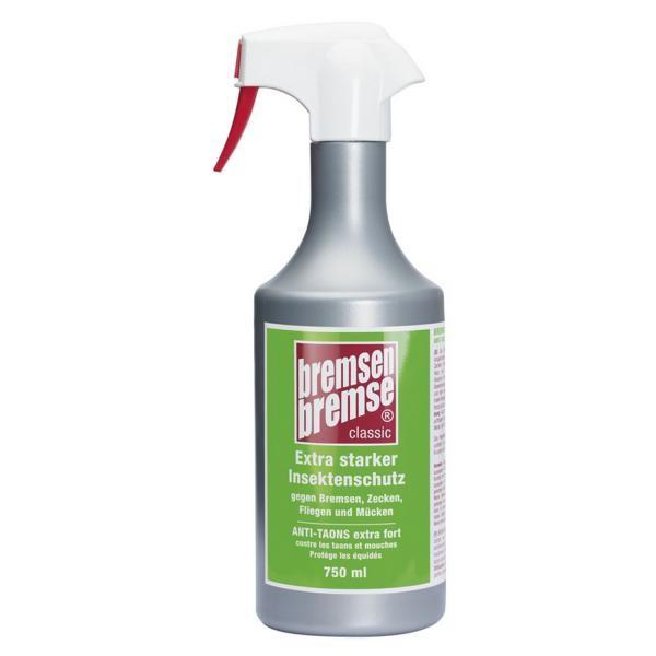 BREMSENBREMSE classic - extra starker Insektenschutz 750 ml Sprühflasche