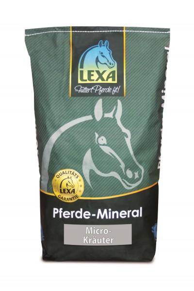 Lexa Micro-Kräuter-Mineral