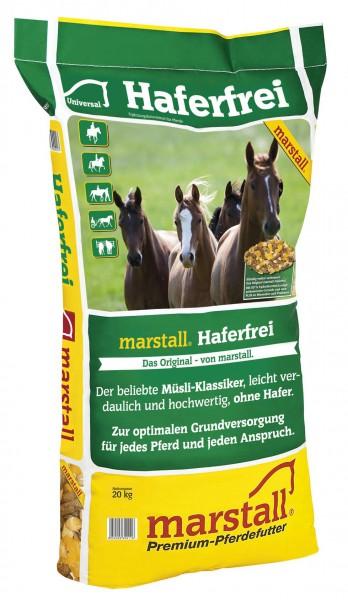 marstall Universal-Linie Haferfrei 20kg Sack