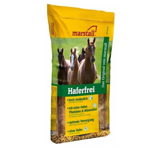 marstall Universal-Linie Haferfrei 20kg