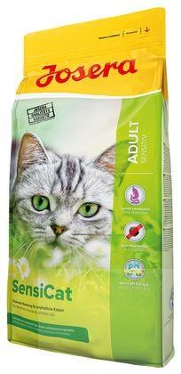 Josera Katze SensiCat - Alleinfutter für magenempfindliche Katzen