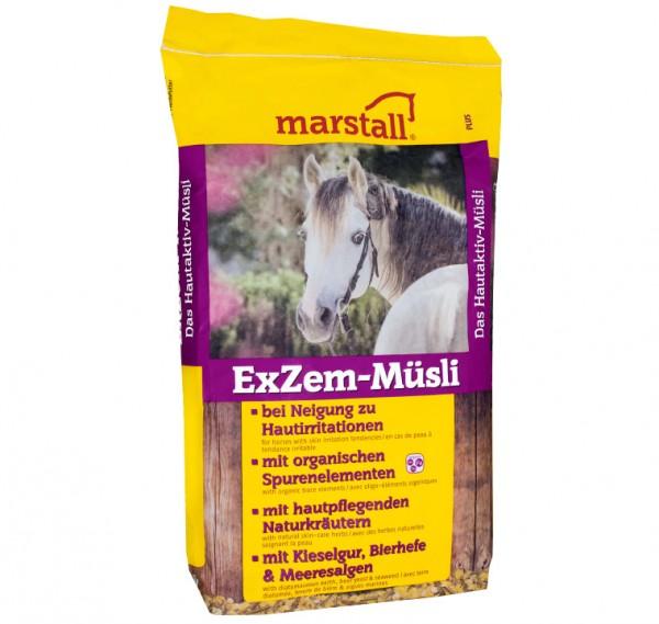 marstall Plus-Linie ExZem-Müsli - das Hautaktiv-Müsli 15kg