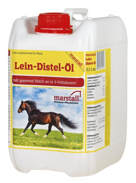 marstall SPEZIAL-Linie Lein-Distel-Öl