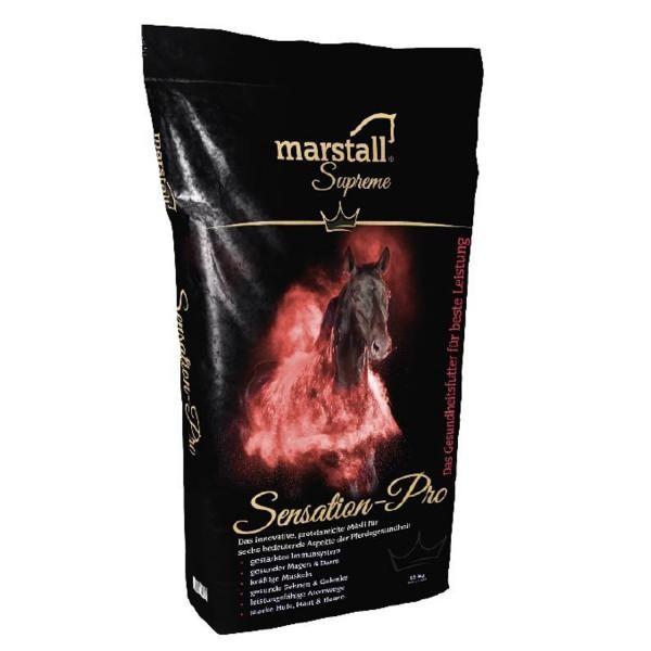 Marstall Sensation-Pro - Müsli mit Getreide für Pferde 15kg
