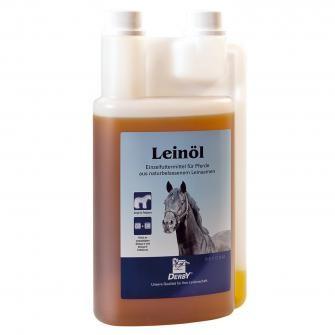 Derby Leinöl - Aus naturbelassenem, kaltgepresstem Leinsamen
