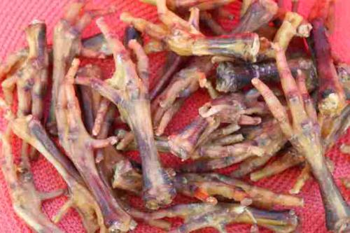 Hühnerfüße, 25 Stück