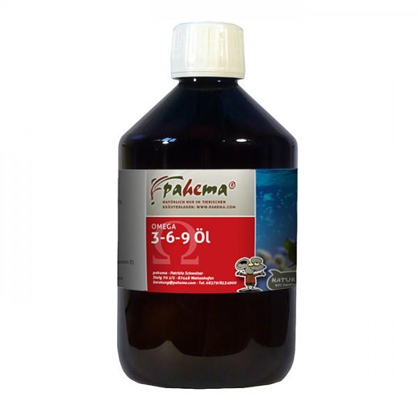 pahema Omega 3-6-9 Öl für Hunde und Katzen 250ml