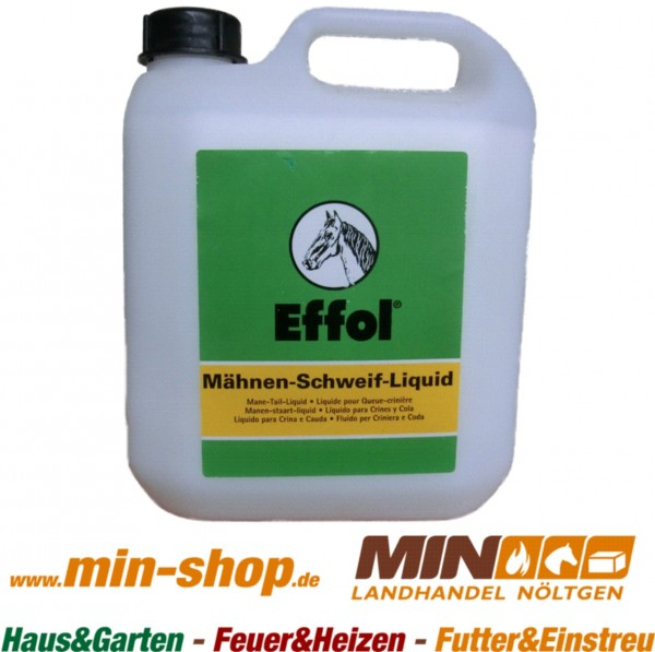 Effol Mähnen-Schweif-Liquid 2,5 l Kanister