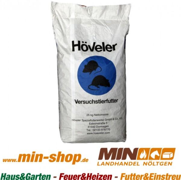 Höveler Mäuse-/Rattenfutter 25 kg