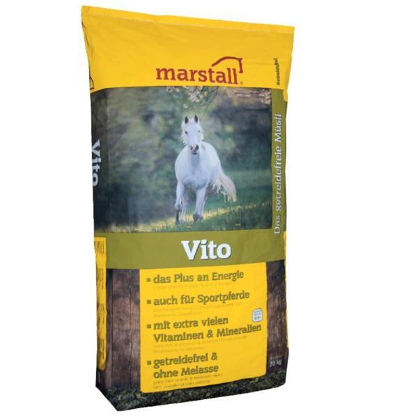 marstall Getreidefrei-Linie Vito 20kg