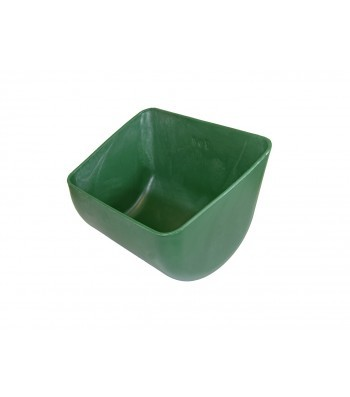 Growi® Kunststoff-Futtertrog Mod. 145 12 Liter Inhalt