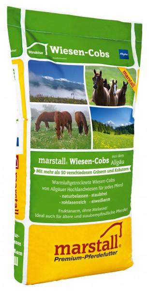 marstall Struktur-Linie Wiesen-Cobs 25kg Sack