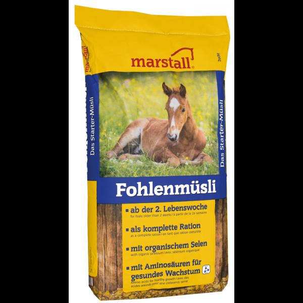 marstall Zucht-Linie Fohlenmüsli 20kg