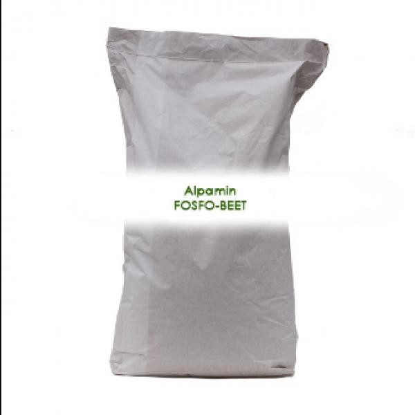 Alpamin FOSFO-BEET 20kg - unmelassierte Rübenschnitzelpellets