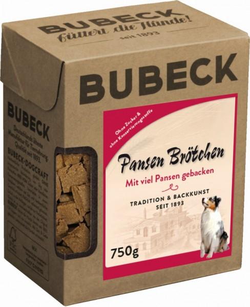 Bubeck Pansenbrötchen 750g