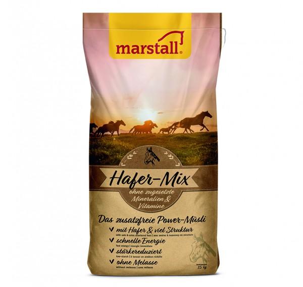 marstall Natur-Linie Hafer-Mix - das zusatzfreie Power-Müsli 15kg