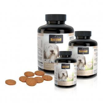 Belcando Derm Tabs- Ergänzungsfutter für Hunde mit Hautproblemen 60 Tabs