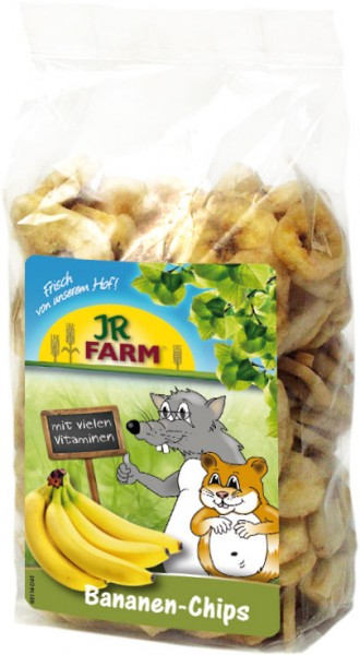 JR FARM Bananen-Chips 150g
