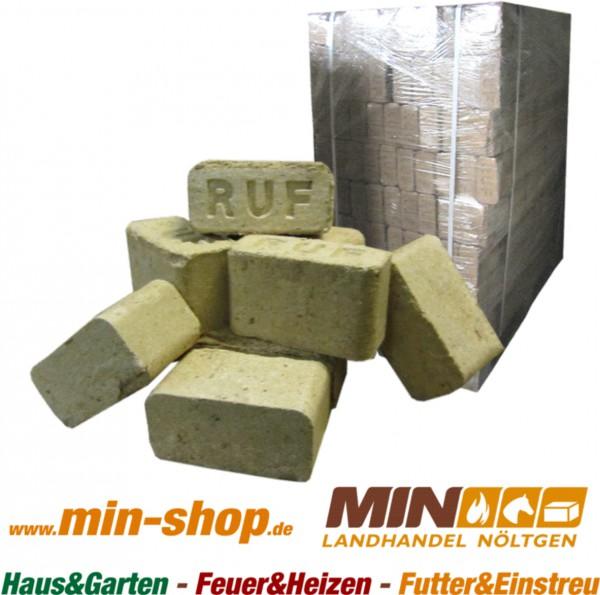 RUF Mischholzbriketts 960 kg Palette