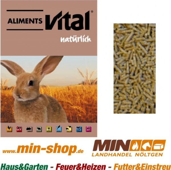 Scar Vital Kaninchen Natur