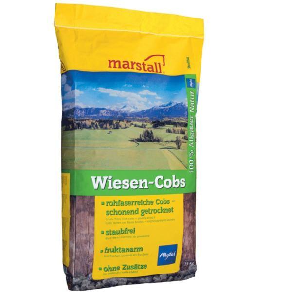 marstall Struktur-Linie Wiesen-Cobs 25kg