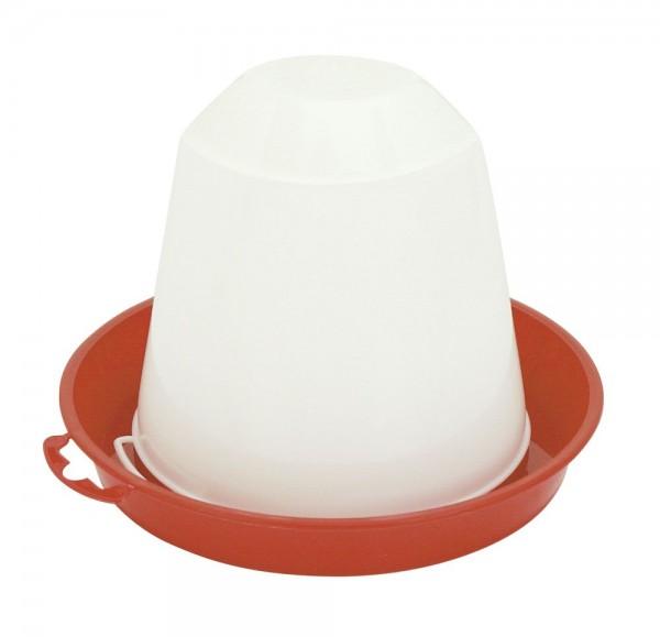 Kunststoff-Tränke 1,5l für Küken und Hühner