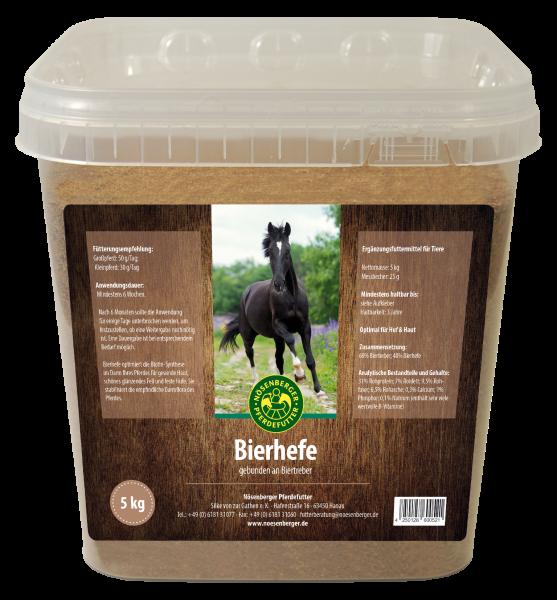Nösenberger Kräuter & Co. Bierhefe 3kg