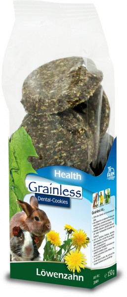 JR FARM Grainless Health Dental-Cookies Löwenzahn 150g