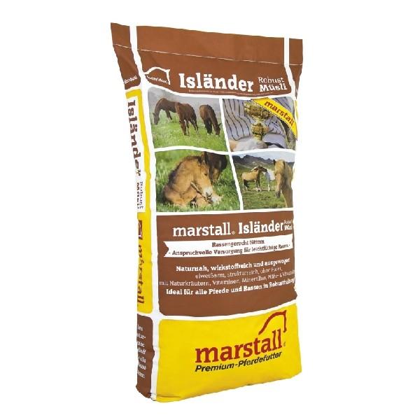 Marstall Isi- Robust- Kraftfutter für Robustpferde 20kg