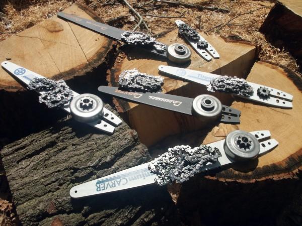 Carvingausrüstung für Stihl Kompaktsägen