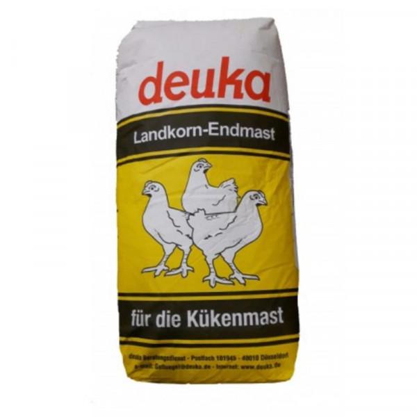 Deuka Landkornendmast 25kg - Alleinfutter für Masthühnerküken