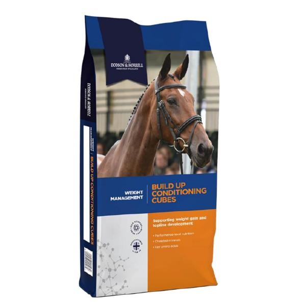 Dodson & Horrell Build up Conditioning Cubes - Aufbaufutter 20kg